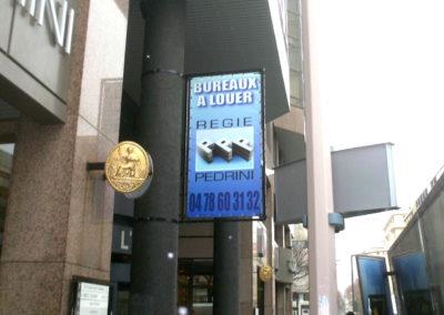 Bâches, banderoles (calicots) - Publicité Décor